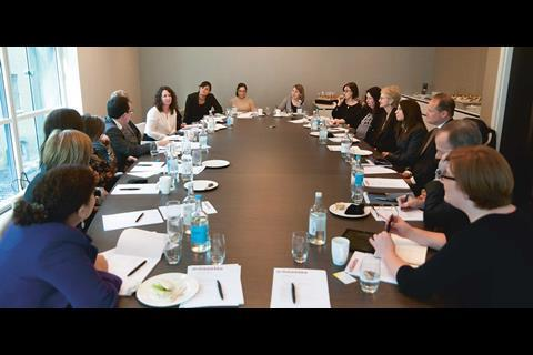 Women in the law roundtable